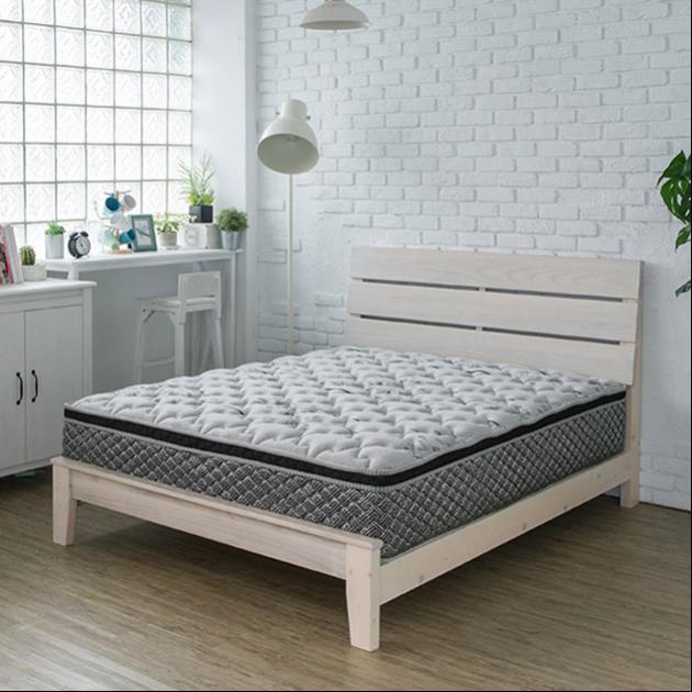 【DS sleep】雅典娜竹炭銀離子床5尺 1
