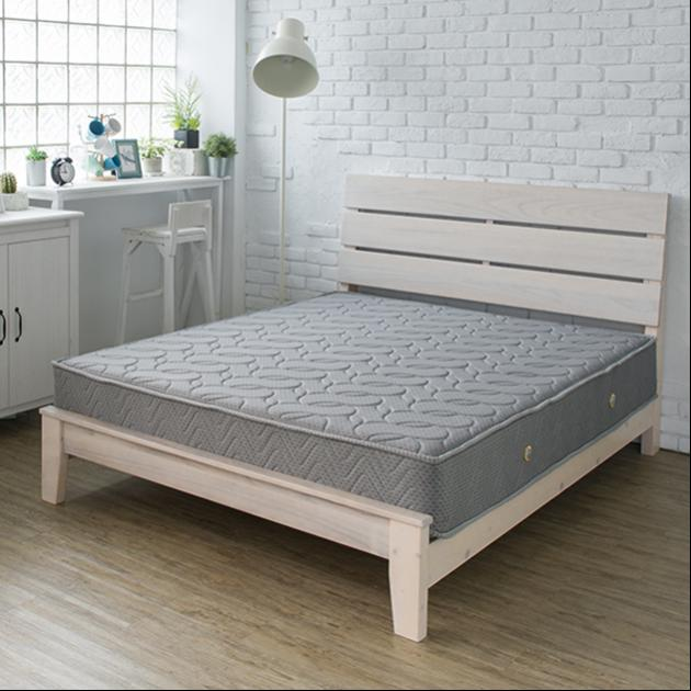 【DS sleep】軟硬雙面床墊5尺 1