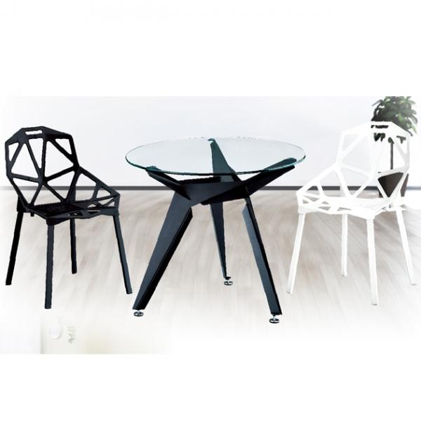 Z-209休閒餐桌-不含椅 1