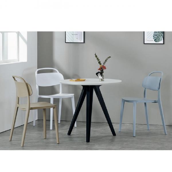 T-15圓桌餐桌-不含椅 1