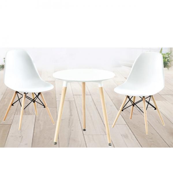 B806休閒圓桌-不含椅 1