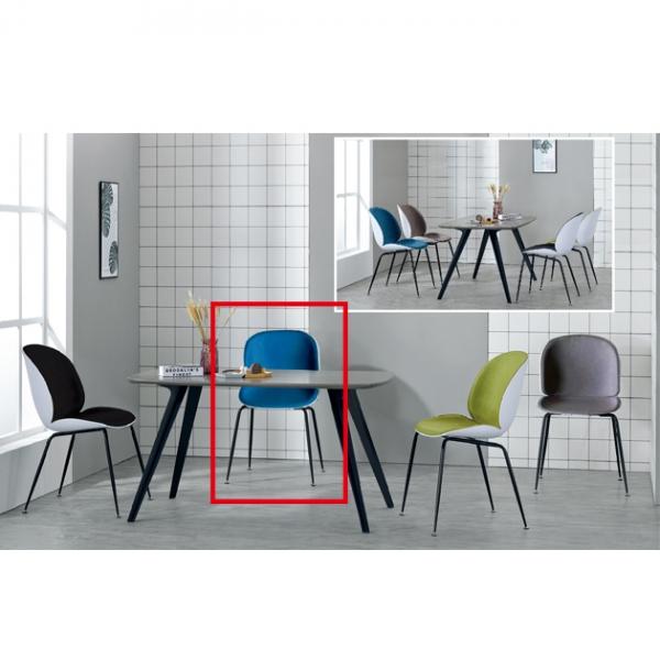 1690餐椅半包(4色) 1