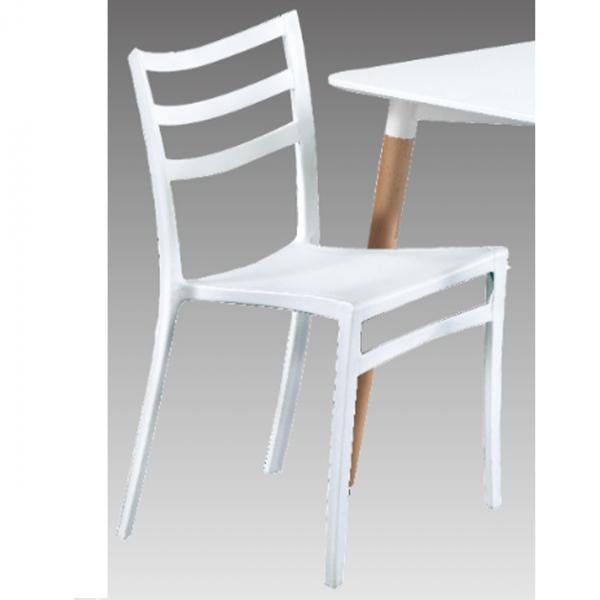 1705餐椅白色 1