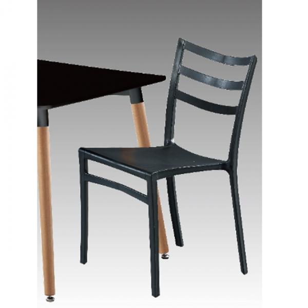1705餐椅黑色 1