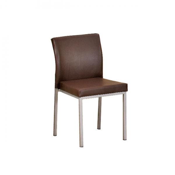 采立餐椅-咖啡色 1