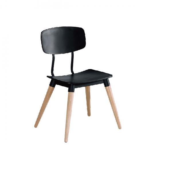 8085餐椅(黑色) 1