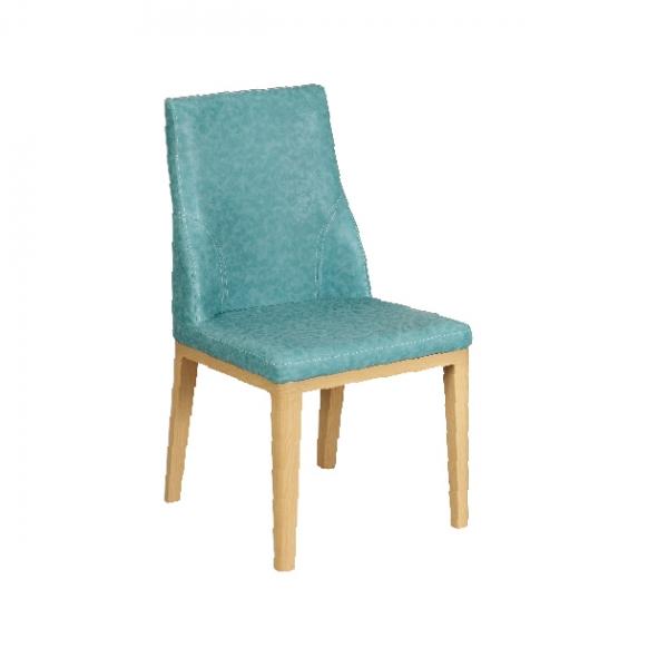 118A餐椅藍色 1