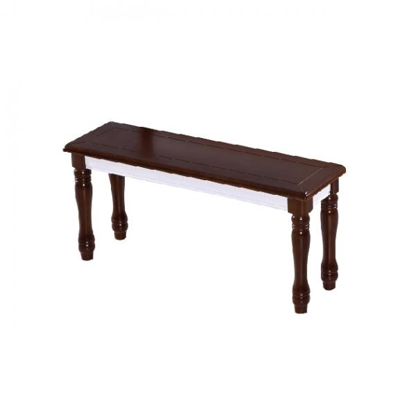 H73橡膠木實木長凳 1