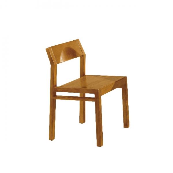 捷克餐椅樟木色 1
