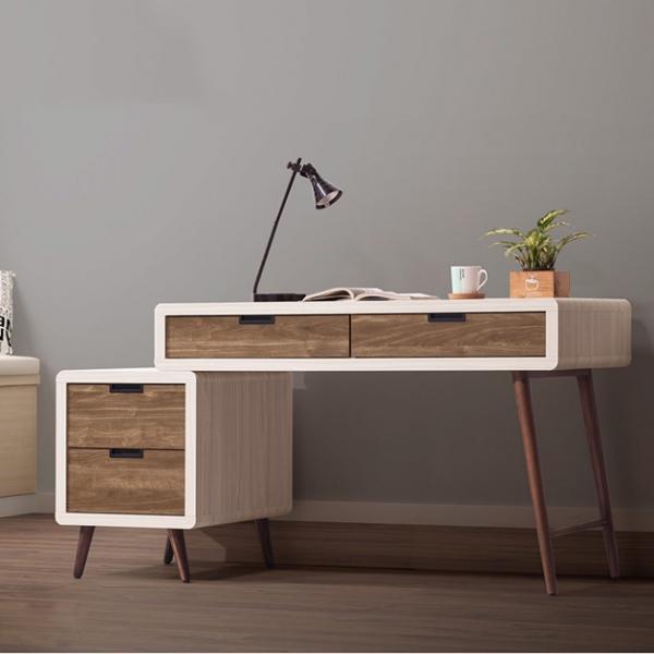 北歐時尚4尺伸縮書桌 1
