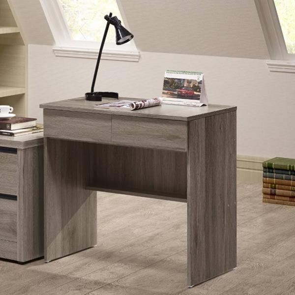 2.7尺二抽書桌 1