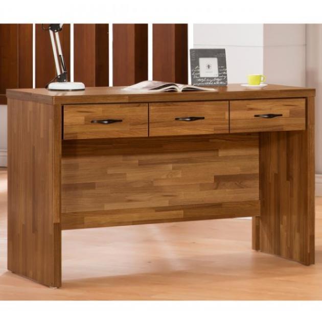 積層木4尺書桌 1
